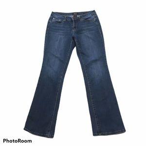 Earl Jeans slim bootcut mid rise jeans. Sz 10